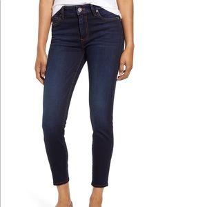 KUT Donna Petite High Waist Skinny Jeans